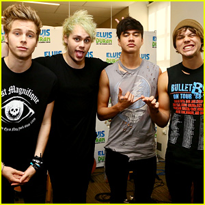5 Seconds of Summer Cover Katy Perry's Teenage Dream - Watch Now!