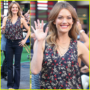Amy Purdy Talks Showing Skin for ESPN's Body Issue on 'GMA' - Watch Now