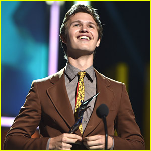 Ansel Elgort WINS Fan Favorite Actor at Young Hollywood Awards 2014!