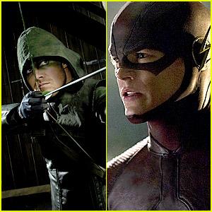 'Arrow' & 'The Flash' Headed For Mega-Crossover Event!