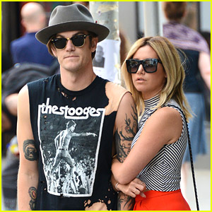 Ashley Tisdale & Fiance Christopher French Go On 'New Adventures' In NYC