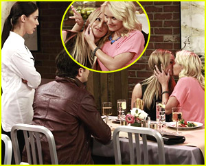 Ashley Tisdale Gets Tattoos & Romances Emily Osment in New 'Young & Hungry' Tonight!