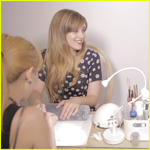 Aubrey Peeples Reveals Her 'Jem and the Holograms' Audition Songs! (Video)