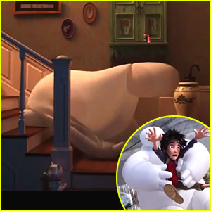 New 'Big Hero 6' Trailer Gets Baymax Deflated In The Most Hilarious Way - Watch Here!