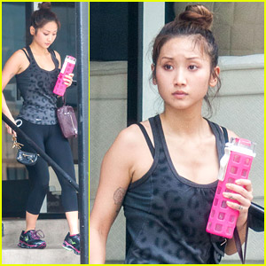Brenda Song's Chanel Jewelry Goes Missing During Independence Day Party