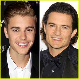 Celebs Are Not Siding with Justin Bieber in His Fight with Orlando Bloom