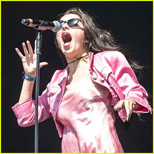 Charli XCX Talks 'Boom Clap': 'It's Very Rock N' Roll High School'