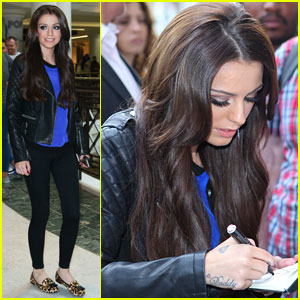 Cher Lloyd Heads to 'Sunday Brunch' After 'Sirens' Release in the UK