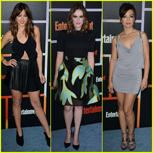 Chloe Bennet & Elizabeth Henstridge Bring 'Agents' to EW's Comic-Con Party