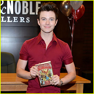 Chris Colfer's 'The Land of Stories' Series is a NYT Best Selling Series!
