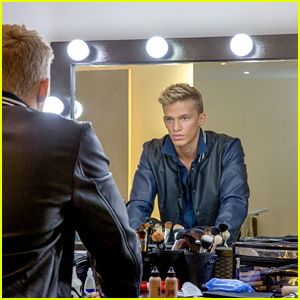 Cody Simpson Makes Us Swoon in These American Rag 'All Access' Behind-the-Scenes Pics! (Exclusive)