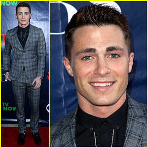 Colton Haynes Covers 'You Raise Me Up' & Makes Us Love Him Even More!