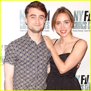Daniel Radcliffe & Zoe Kazan Question 'What If' at New York Film Critics Series Screening