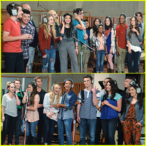 Disney channel stars get frozen amp sing do you want to build a
