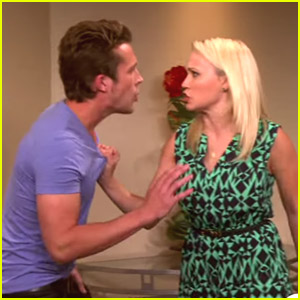 Does Josh Get Jealous Over Gabi's New Guy in 'Young & Hungry'?