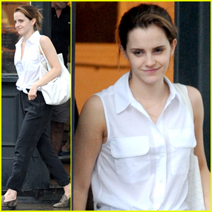 Emma Watson: Russell Crowe is the Only Actor Who Could Pull Off 'Noah' Role