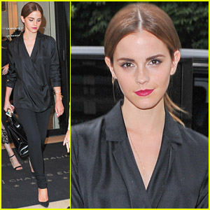 Emma Watson's 'Queen of the Tearling' Training Includes Climbing Trees & Snaring Rabbits