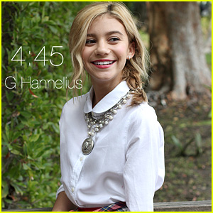 G Hannelius Drops New Single '4:45' - Get Your First Listen Here! (Exclusive)