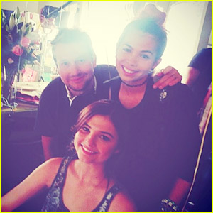 Hayley Kiyoko Reunites with Stefanie Scott for 'Insidious 3'