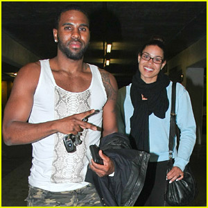 Jordin Sparks Heads To Movies with Jason Derulo After Capitol Fourth Performance