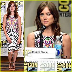 Jessica Stroup Brings 'The Following' to Comic-Con 2014