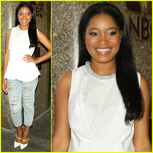Keke Palmer Defends Karrueche Tran Interview: 'I Give My People What They Want'