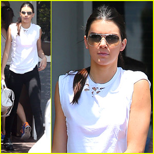 Kendall Jenner Hits Fred Segal After Twitter Backlash About Unsafe Driving