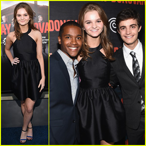 Kerris Dorsey & Devon Bagby Buddy Up for 'Ray Donovan' Season Two Premiere!