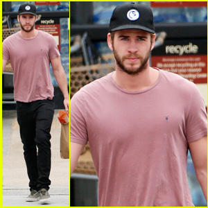 Liam Hemsworth Steps Out After Reportedly Calling Miley Cyrus His 'Best Friend'