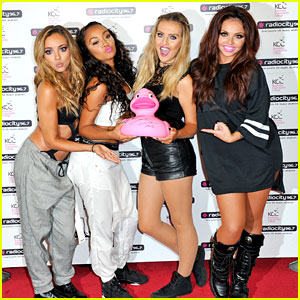 Little Mix Gets Sporty for the Radio City Live Summer Concert
