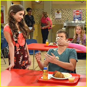 Lucas Gets Potatoes Smashed In His Face on Tonight's 'Girl Meets World'