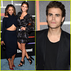 Kat graham et nina dobrev dating