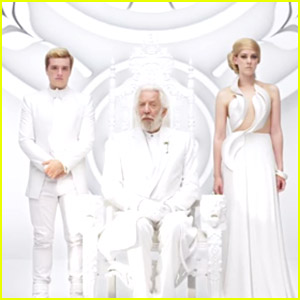 Jena Malone Joins Josh Hutcherson For Panem's 'Unity' Address in New 'Mockingjay' Promo - Watch Here!