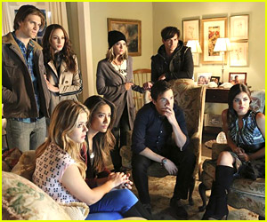 Today's The Day -- The 100th Episode of Pretty Little Liars is TONIGHT!
