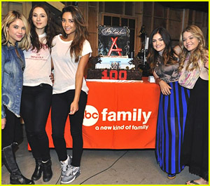 The 100th Episode of 'Pretty Little Liars' Is Tomorrow Night!