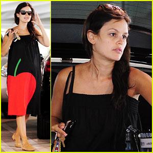 Rachel Bilson Goes Grocery Shopping for Her Pregnancy Cravings!