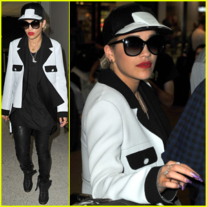 Rita Ora & Rumored Boyfriend Richard Hilfiger Reportedly 'Really Hit It Off'