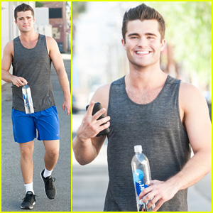Spencer Boldman is a Clean Freak & Messy Eater!