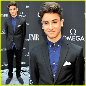 Earth to Echo's Teo Halm Gets Approached by Girls Saying 'Aren't You the Guy From That Alien Movie?'