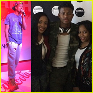Trevor Jackson: Instagram Takeover Recap from the BET Experience!