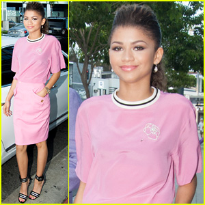 Zendaya is 'So Proud' of Pal Keke Palmer!