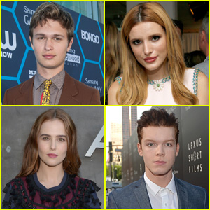 Ansel Elgort, Bella Thorne, & More Make Variety's Youth Impact Report 2014!