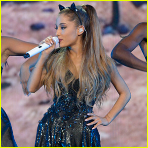 Ariana Grande 'Breaks Free' with 'America's Got Talent' Performance - Watch Now!