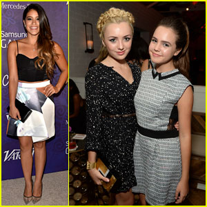 Bailee Madison and peyton list