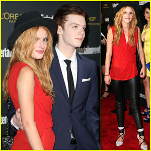 Bella Thorne & Cameron Monaghan Bring 'Amityville' to Emmys Weekend!