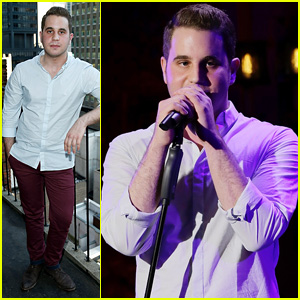 Pitch Perfect's Ben Platt Hits the Stage in NYC for His First Solo Gig!