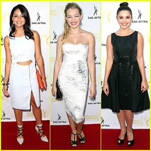 Happyland's Bianca Santos, RJ Mitte & More Celebrate Diversity in Hollywood