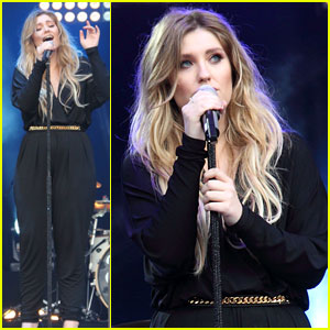 Ella Henderson Brings Her 'Ghost' to Fusion Festival!