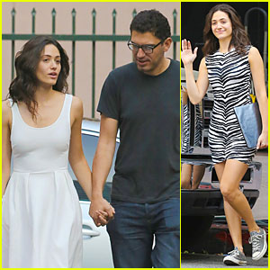 Who is emmy rossum dating 2013