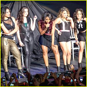 Fifth Harmony Heat Up The Hard Rock Hotel in Las Vegas